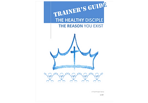 Short-term discipleship for new believers to diagnose, become and disciple others to be healthy disciples.