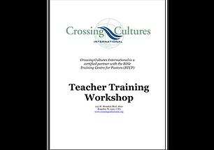 Bible Training Center for Pastors (BTCP
