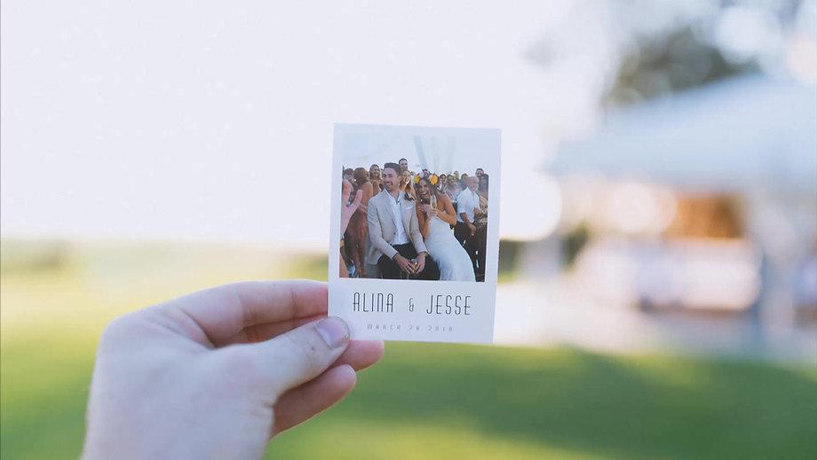 Casual Polaroid Photobooth