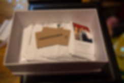 box for polaroids