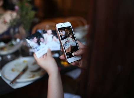 Why event Instagram Printing is dying and what's replacing it