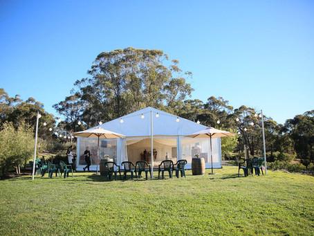 Real Wedding - Growwild Wildflower Farm, NSW
