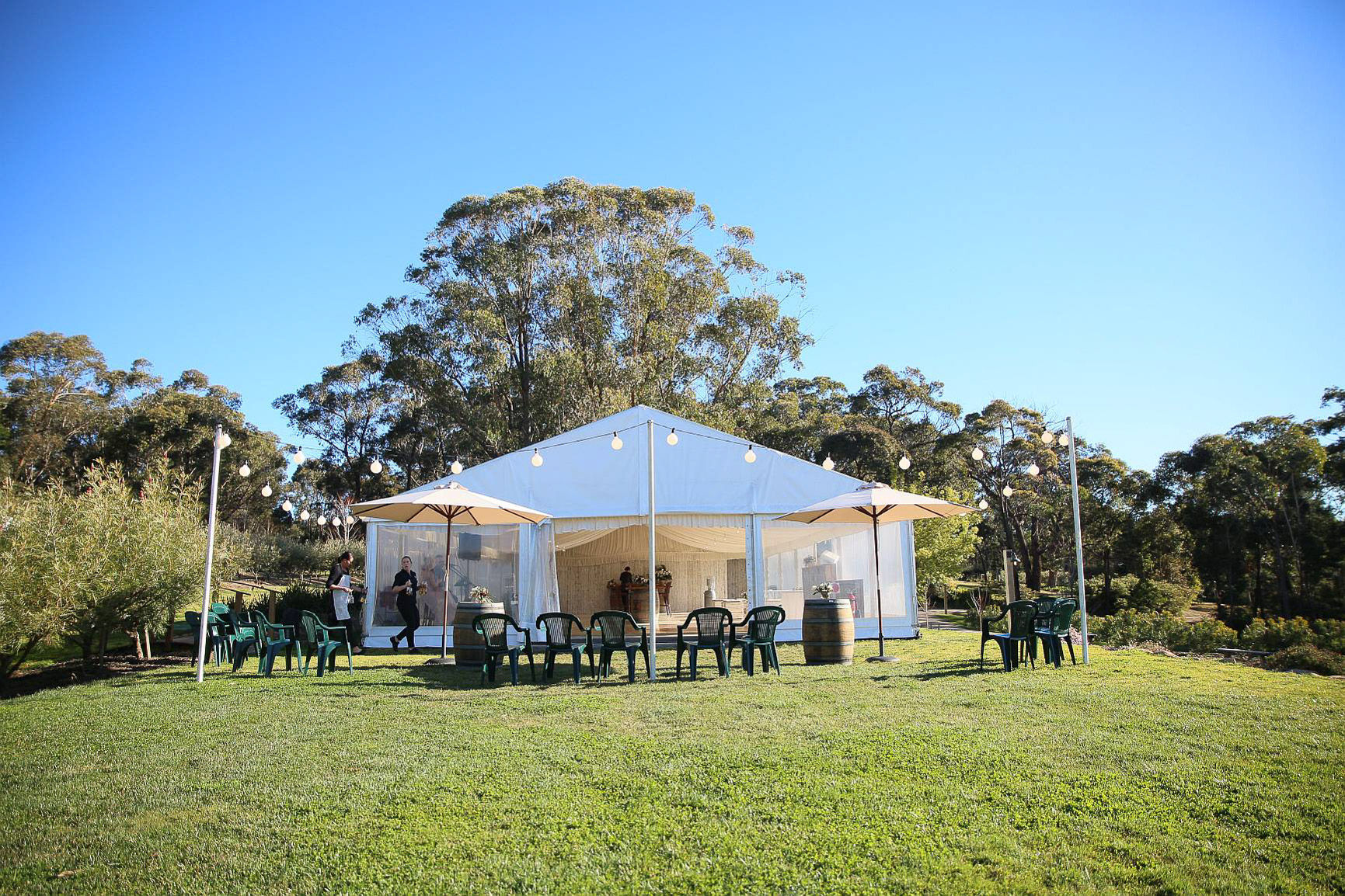 real wedding growwild wildflower farm nsw