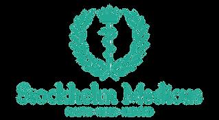 logo-StockholmsMedicus-rgb-33CBAA TURQOS
