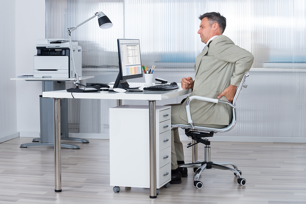Back Health at Work - Office Ergonomics