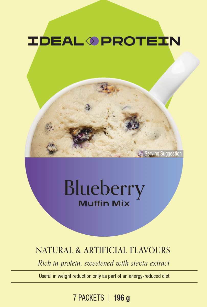 Ideal Protein Muffin Mix at Advanced Vitality