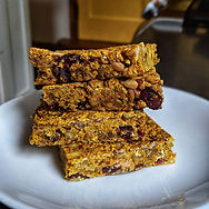 No Bake Breakfast Bars