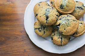 Wildberry Muffins
