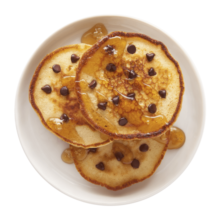 Ideal Protein Breakfast - IP Chocolate Chip Pancakes