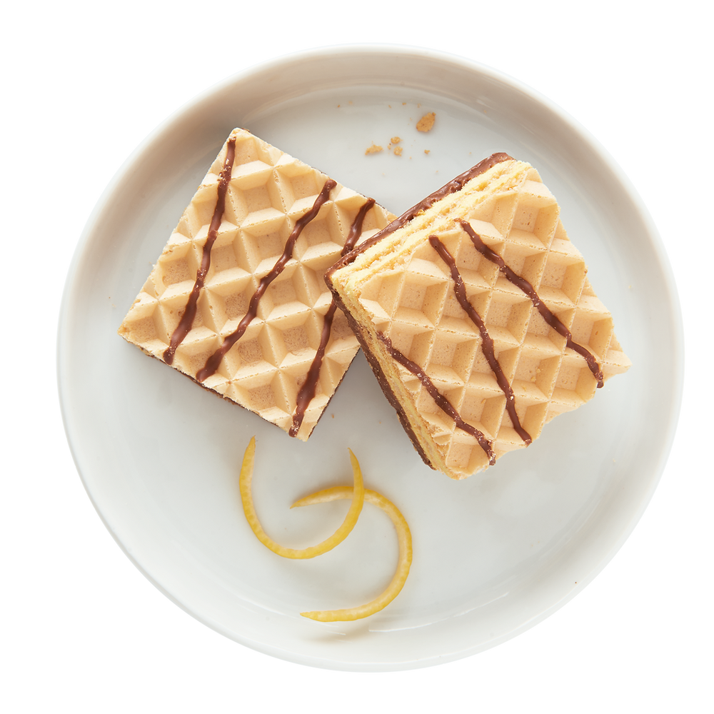Ideal Protein Lemon Flavoured Wafers