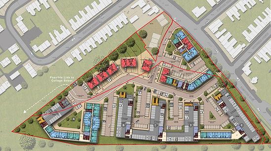 Transport Planning Consultants-Origin-UK-Dallas Road