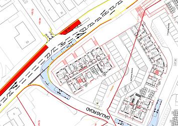 Swept Path Analysis-Origin Transport Planning Consultants-UK