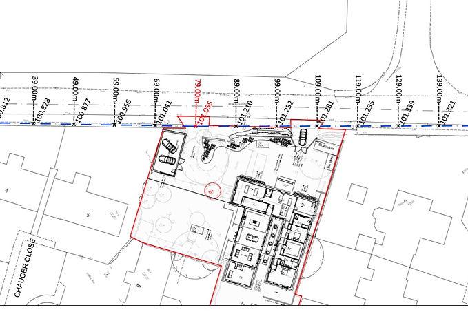 Site Access Appraisal- Origin Transport Planning Consultants-UK