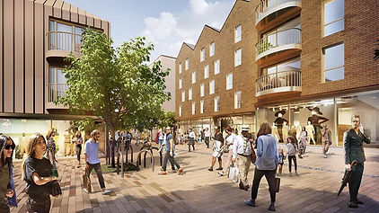 Mixed Use Projects- Origin Transport Planning Consultants -UK
