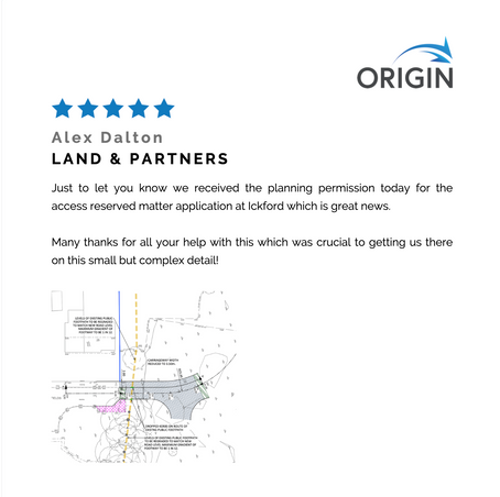 Thank you Land & Partners