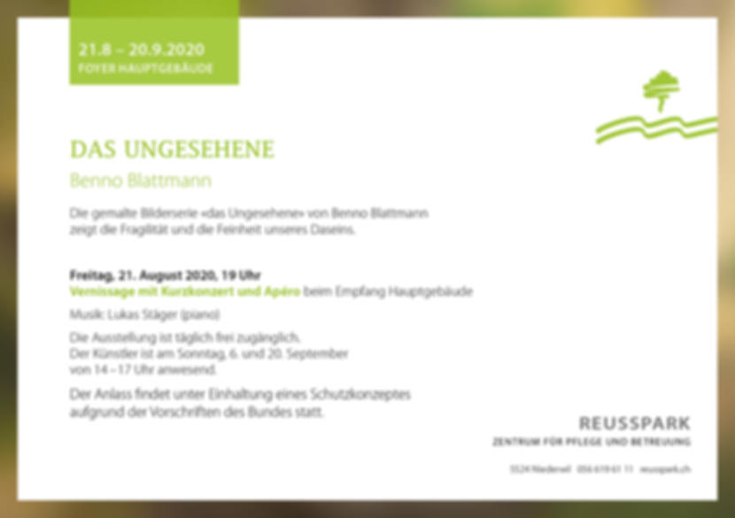 Reusspark_Aussstellung Das Ungesehene_Be