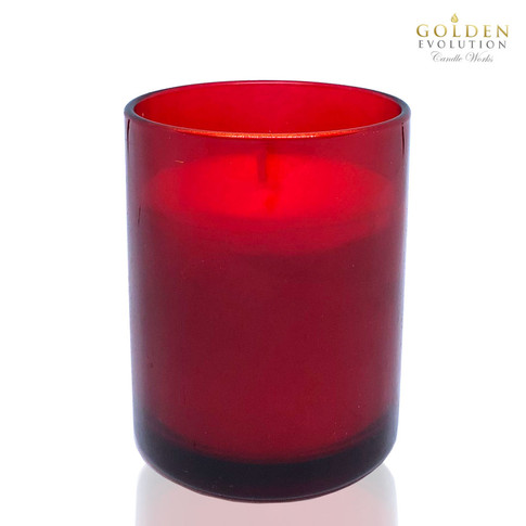 Insect Repellent Citronella Scented Glass Candle