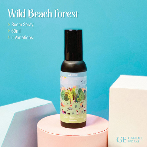 Wild Beach Forest