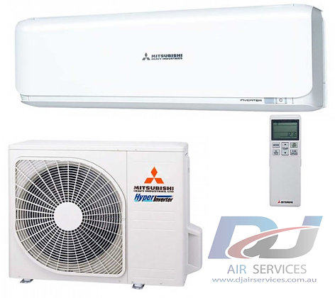 MITSUBISHI HEAVY INDUSTRIES Avanti 2.5kw cool / 3.2kw heat