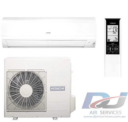HITACHI S series premium 2.5kw cool / 3.2kw heat