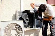 air conditioning condenser repair