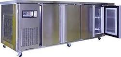 underbench refrigerator freezer