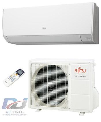 FUJITSU Classic range 8.0kw cool / 9.0kw heat