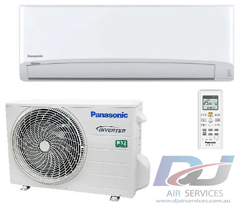 PANASONIC Aero series 4.0kw cool / 4.6kw heat