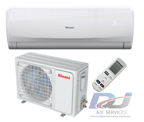 RINNAI 2.5kw cool / 2.8kw heat