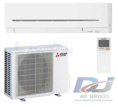 MITSUBISHI ELECTRIC 8.0kw cool / 9.1kw heat
