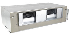 ducted split system air conditioner