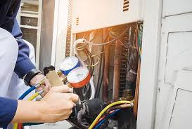 Checking air conditioner operation