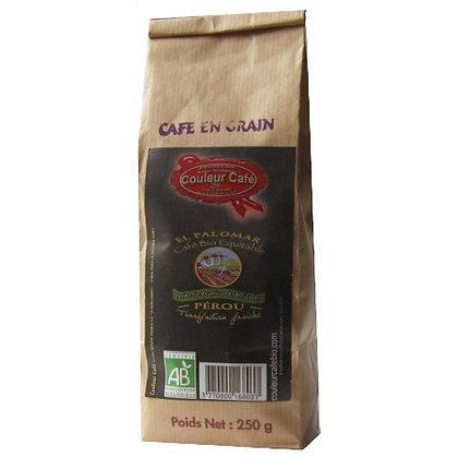 Saldac café en grains arabica El Palomar  250g