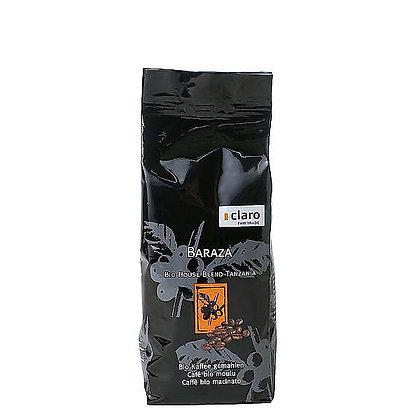 Baraza café BIO moulu 250g