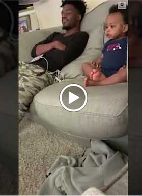 father son conversation.JPG