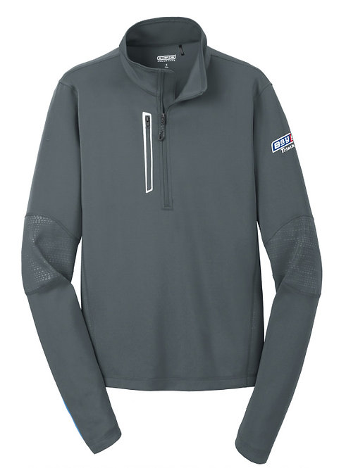 Mens OGIO Endurance Running Jacket 1/4 Zip