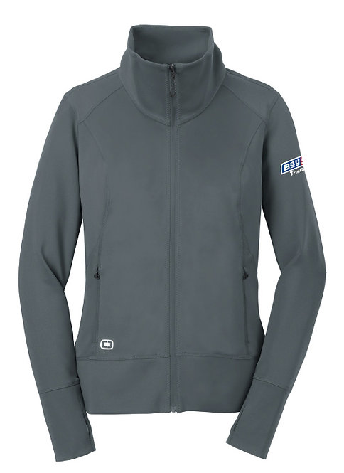 Ladies OGIO Endurance Running Jacket Full Zip