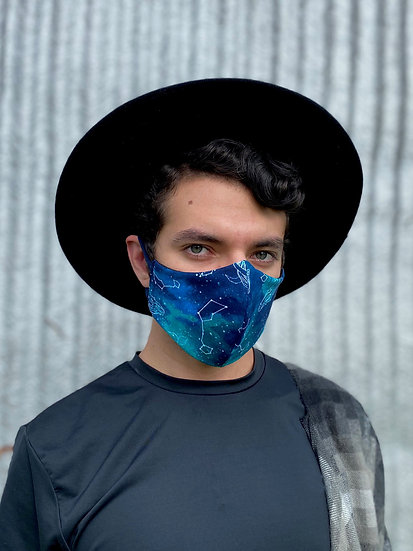 Big Dipper Face Mask