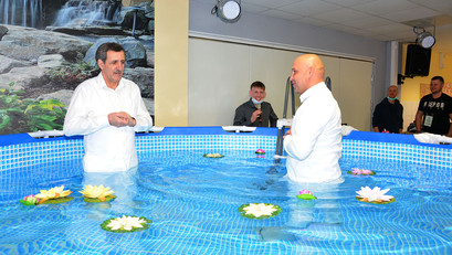 Водное Крещение (6 марта 2021)