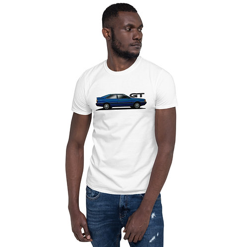 Blue Coupe GT Side Tee