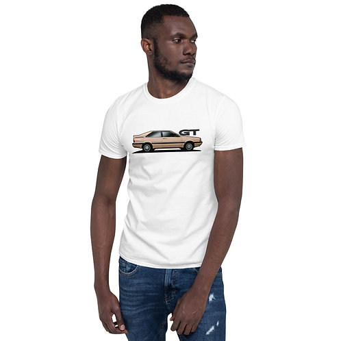 Gold Coupe GT Side Tee