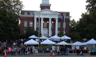 Shindig on the Square