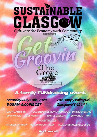 Get Groovin' at The Grove is Set for Saturday, July 10th 5PM-9PM