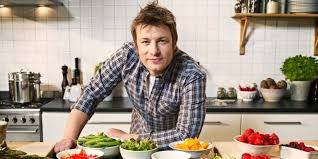 Ted talks with Jamie Oliver