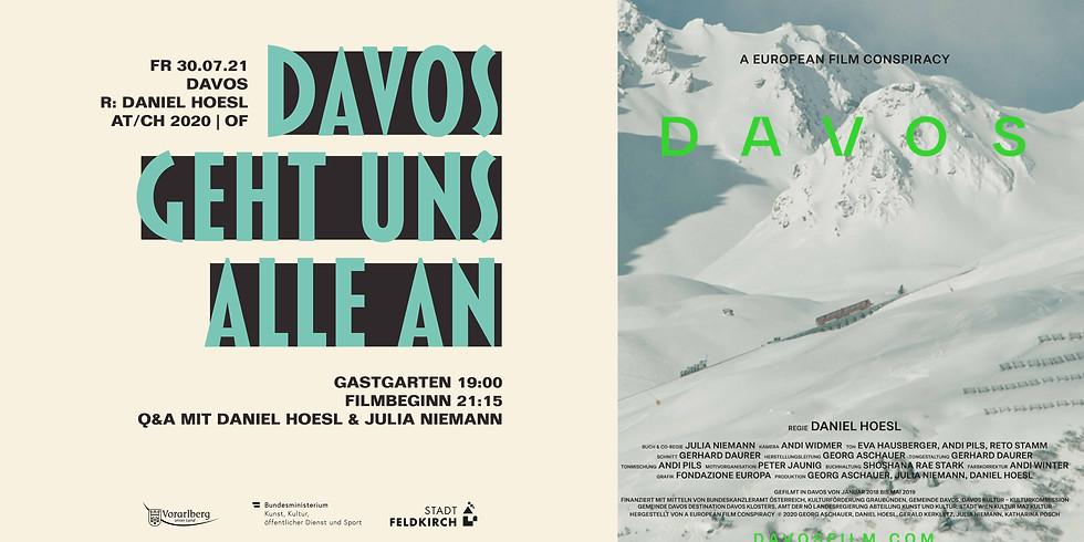 SOMMERKINO // DAVOS