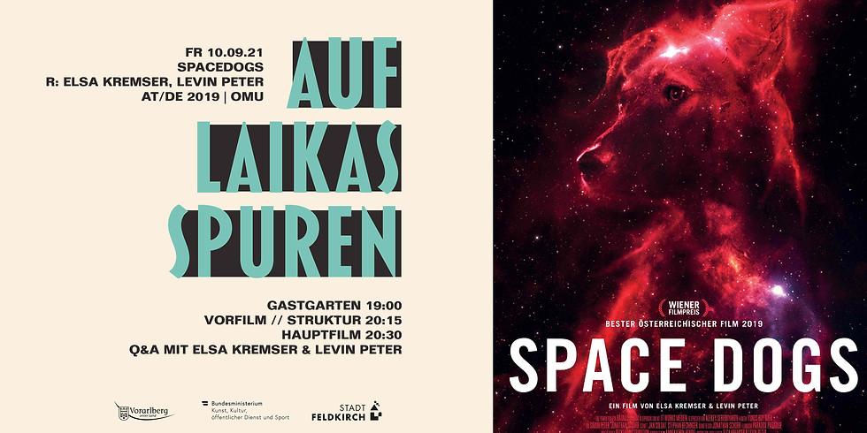 SOMMERKINO // SPACEDOGS