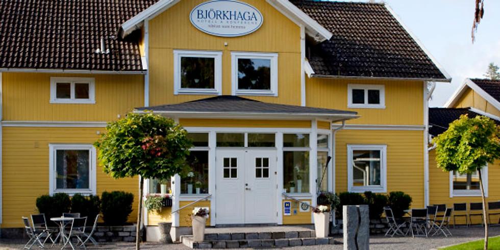 UGL v48 2021, Björkhaga Hotell, Mullsjö/Jönköping