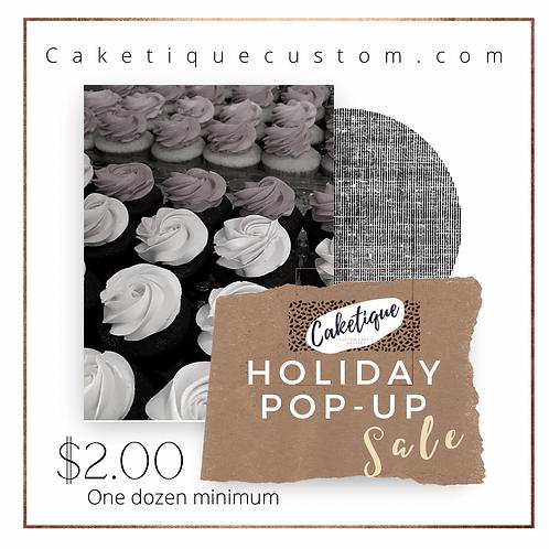 $2 cupcake sale