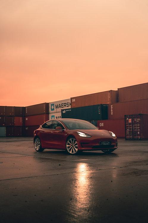 Tesla | A partir de