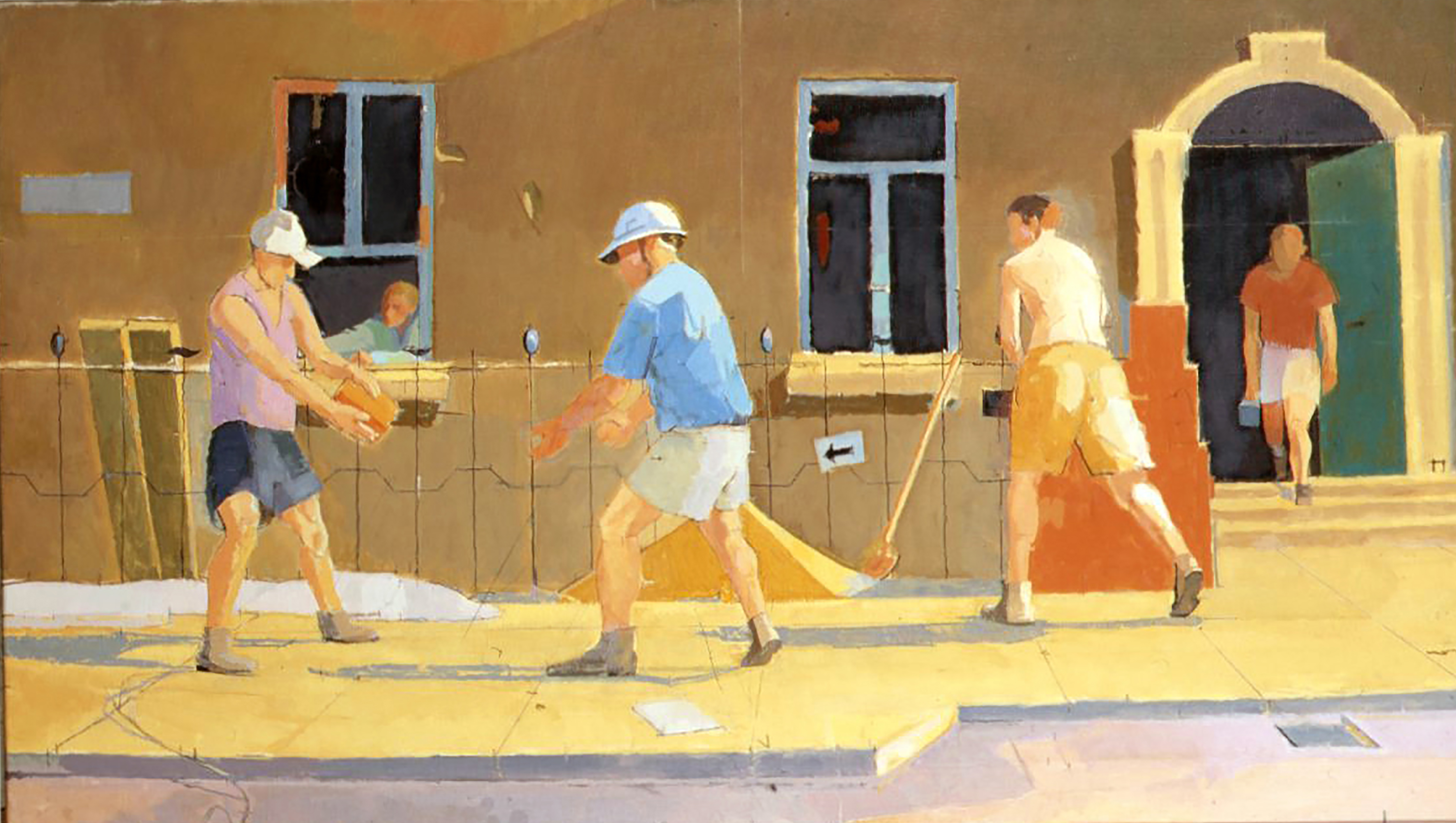 Workmen II